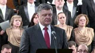 Ukrainian President: Russia is a threat to entire democratic world