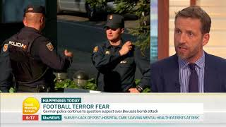 Football Terror Fear | Good Morning Britain