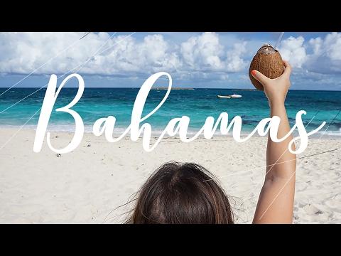 COCO CAY + NASSAU - Bahamas Travel Vlog!