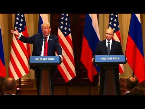 Tump: la rencontre avec Poutine n
