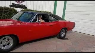 1968 Dodge Charger RT 4 speed