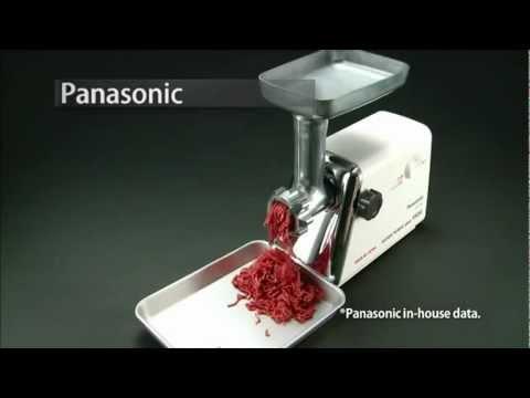 Мясорубка PANASONIC MK-G1500PWTQ