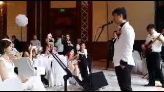 Johnny & Christine wedding 2014-5-1 ( wonderful tonight) megaton