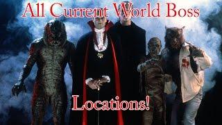 Black Desert World Boss Locations Currently HAPPY HUNTING
