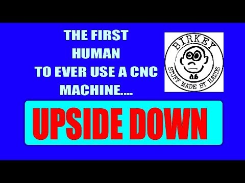 The First Person in History to use a CNC Machine Upside Down! Shaper Origin Tested...