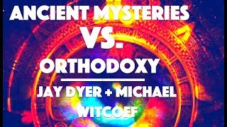 Former Occultist Finds Orthodoxy - Jay Dyer + Author Michael Witcoff
