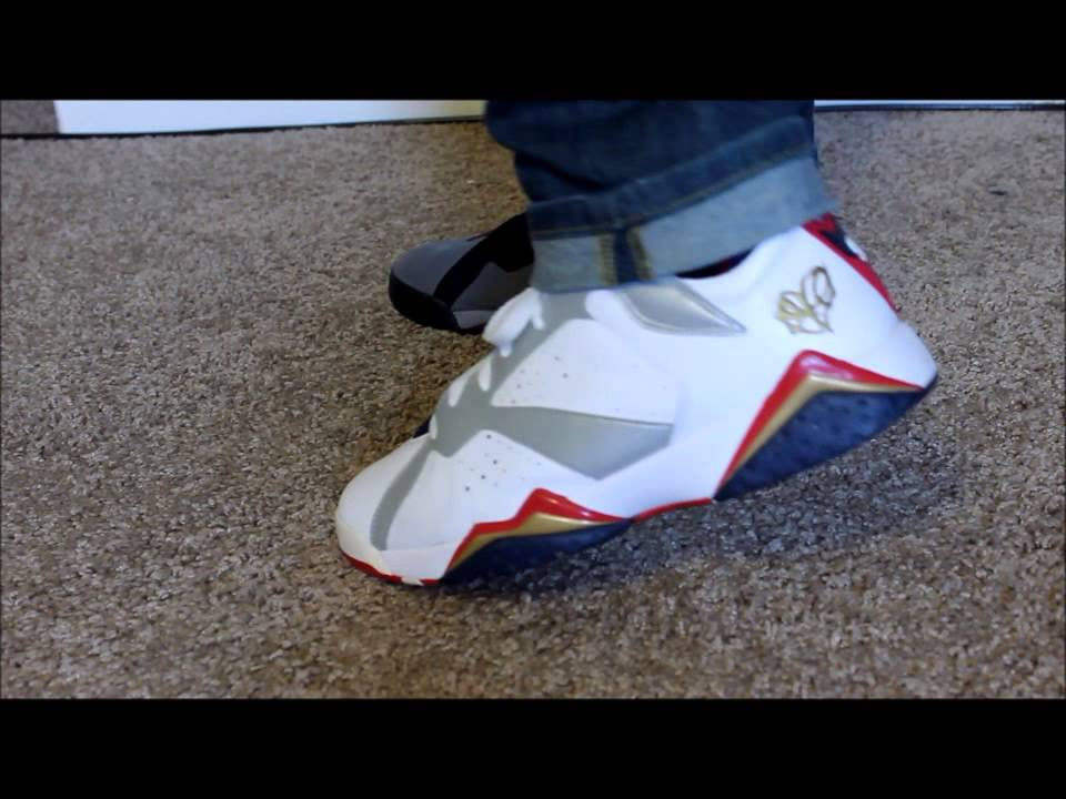 air jordans 1 amp313 on feet in one video with jeans youtube