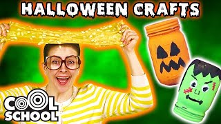Halloween DIY Crafts  | Cool School Compilation
