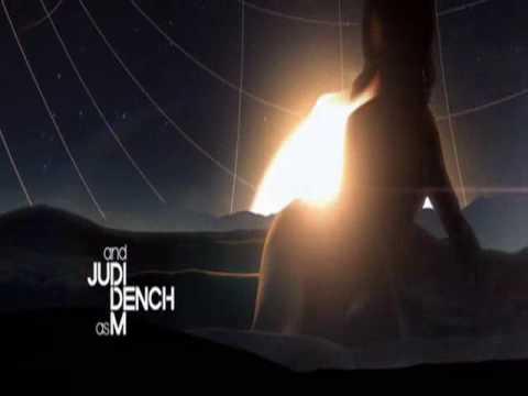 James Bond. Quantum of Solace - Intro Song