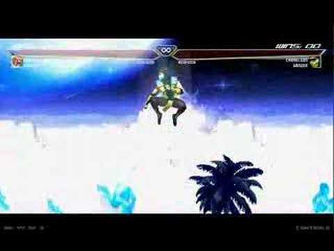 Street Fighter vs Mortal Kombat 3
