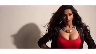 Sanjana Singh Photoshoot - Backstage Video - BW
