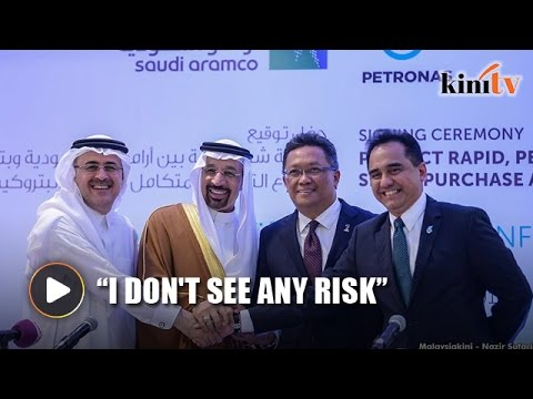 Petronas: Deal wih Aramco not a risk to Malaysia
