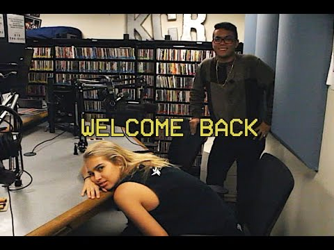 Welcome Back - KCR College Radio SDSU
