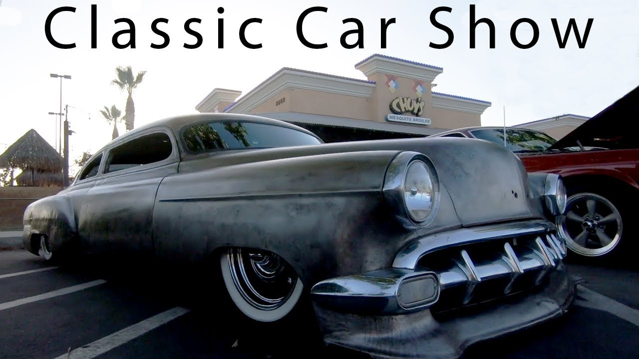 Classic Car Show And Car Meet At Chuys Rosedale Bakersfield May - Mesquite car show 2018