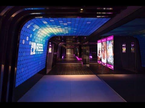 54044698c Reel Cinemas, The Dubai Mall - YouTube