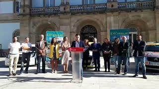 Presentación del Rally de San Froilán