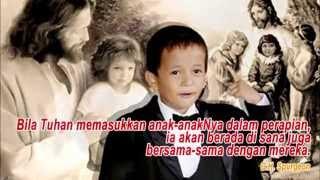 KASIH YESUS lagu rohani DJ Brak Baeat