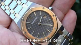 Watch Collecting - Audemars Piguet Royal Oak Professional Polish
