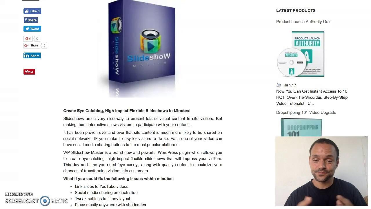 Wp slideshow master review 2017 best wordpress theme for wp slideshow master review 2017 best wordpress theme for slideshows really ecommerce youtube baditri Choice Image