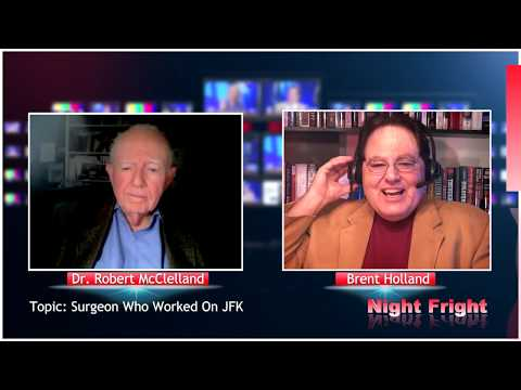 Parkland video meet the doctor who worked on JFK Dr Robert McClelland HISTORICAL FIGURE Night Fright