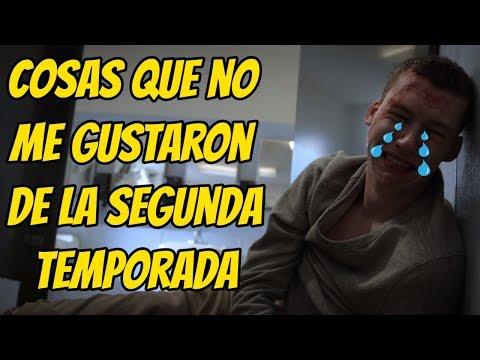 13 Reasons Why Temporada 2 -Cosas Que No Me Gustaron (con spoilers)