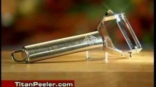 Titan Peeler Commercial