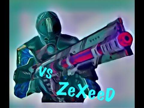 [MC5]Squad Battle: VS ZeXeeD