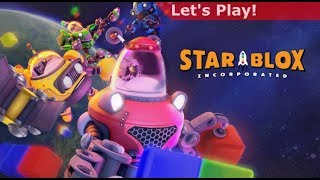 Let's Play: StarBlox Inc.