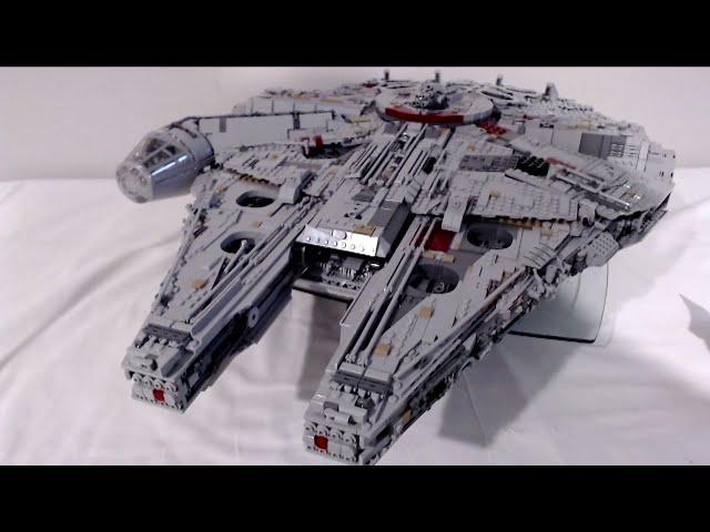 Teil Drei: Die Funktion und das Design des UCS Millenium Falcon von Lego