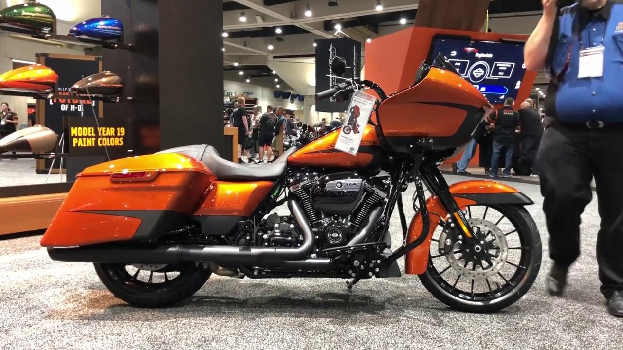 New Road Glide 114 -New models Harley-Davidson 2019 in San ...