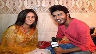 Vikram and Shivani aka Atharv and Vividha of Jaana Na Dil Se Door in conversation with Tellybytes...