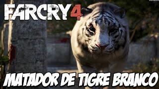 Far Cry 4 - Matador de Tigre Branco