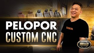 Incar Car Interior : Ciptakan Tren Custom Interior CNC