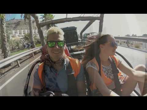 Gran Canaria 2016 - GoPro Hero 3+ Silver - Calvin Harris - My Way