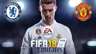 2018/9月13日 発売 PS4版「FIFA 18 体験版」 プレミアリーグの強豪チー...