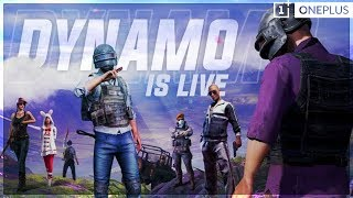 PUBG MOBILE LIVE WITH DYNAMO | HAPPY GANESH CHATURTHI