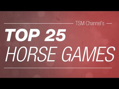 TOP 25 Horse Games