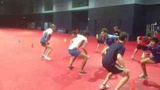 Академия Шлагера  Физическая подготовка  Настольный теннис