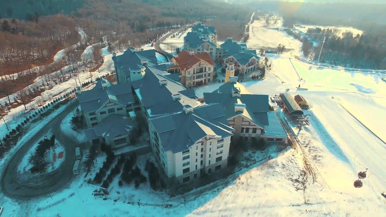 Corona world championships of snowboarding 2016 - welcome at club med yabuli