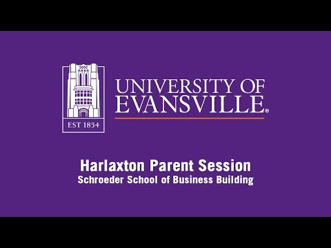 Harlaxton College Parent Session - Family Weekend  September 2017