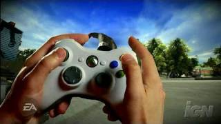Skate Xbox 360 Feature-Commentary - Controls