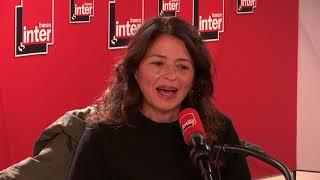"""Karine Tuil, prix Goncourt des lycéens : """"J'ai voulu montrer la complexité de la vie"""""""