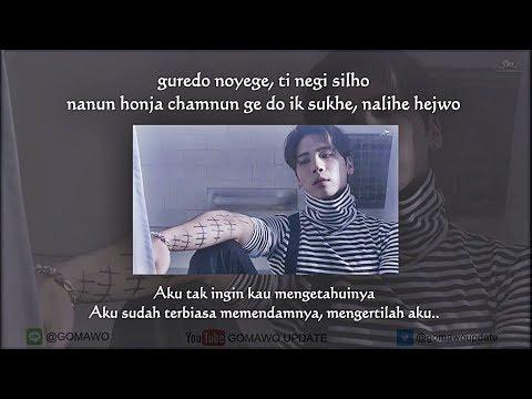 Easy Lyric JONGHYUN 'SHINee' Ft. TAEYEON 'SNSD' - LONELY By GOMAWO [Indo Sub]