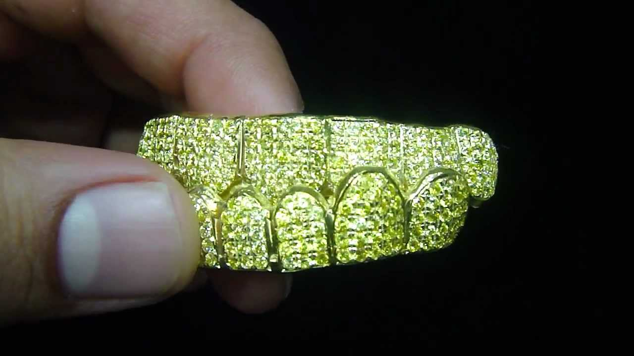 Mr Chris Da Jeweler Custom Iced Out Grillz Iced Out Your