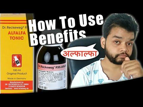 Alfalfa Tonic Benefits & How To Use