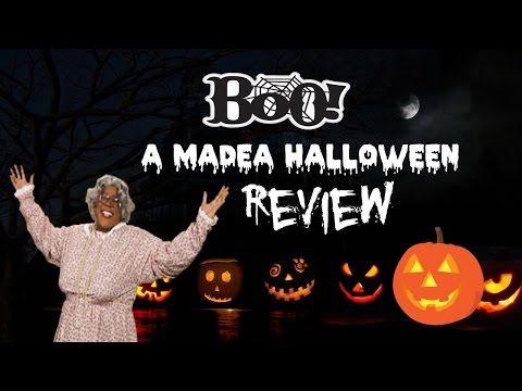Boo!: A Madea Halloween REVIEW