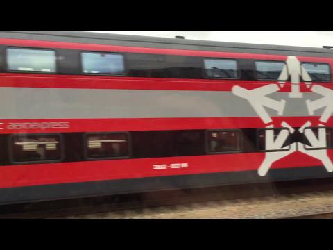 Аэроэкспресс поезд до Аэропорта Шереметьево, Москва