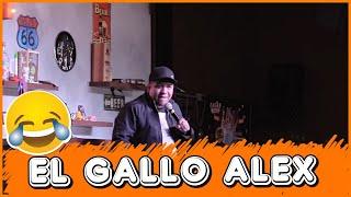 Alan Saldaña │ El Gallo Alex