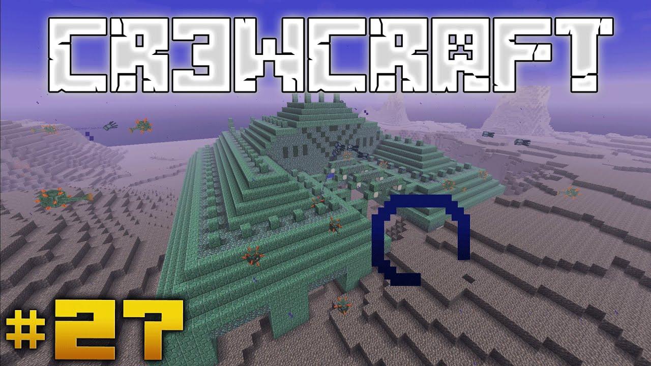 CR9WCraft - Minecraft - Underwater Temple Adventure - Episode 9
