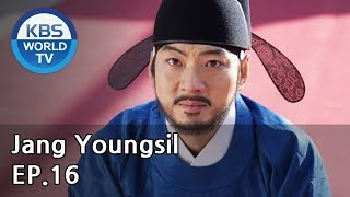 Jang Youngsil | 장영실 - Ep.16 (2016.03.08)